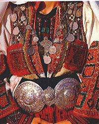 Traditional Macedonian Dress